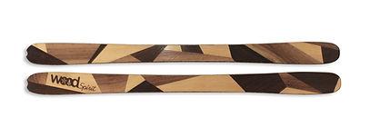 Floopy - Ski personnalisé en bois