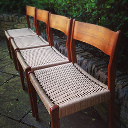 Danish Cord Chair RepairCane Chair; Cane Repair; Cane Chair Repair; Chair; Chair Repair; Rush Chair; Rush Repair; Chair Weaving; Rattan repair; Chair Restoration;