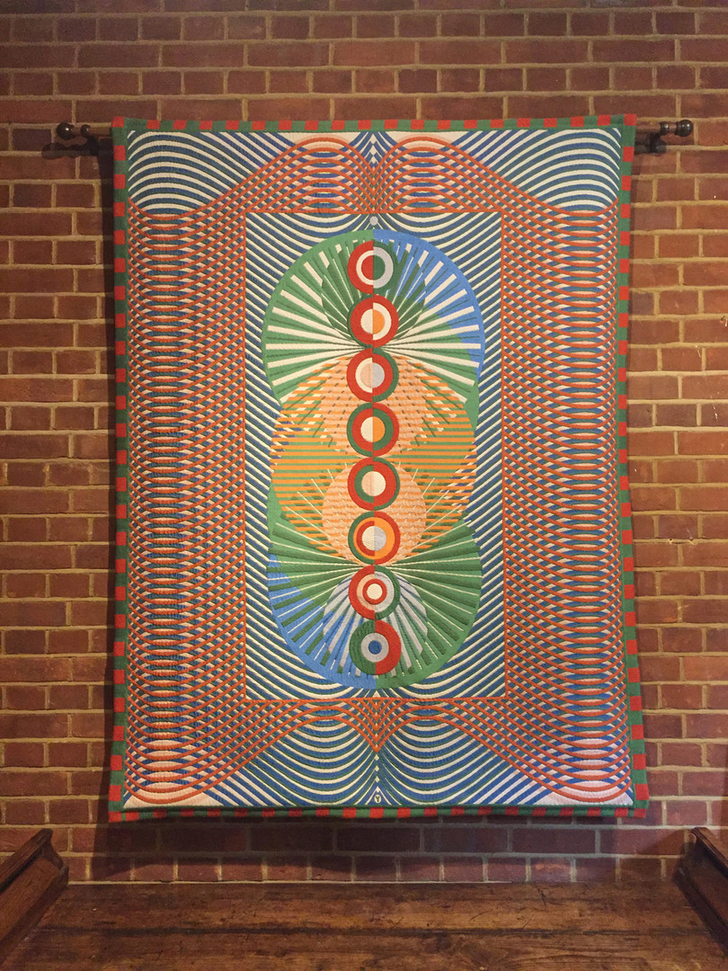 Tapestry for Girton College