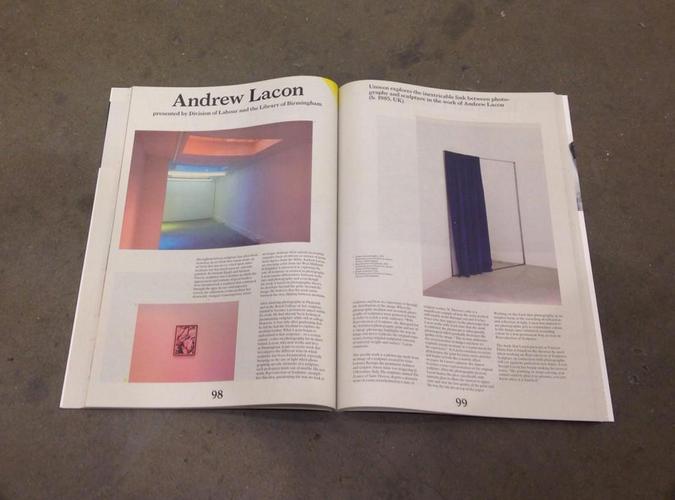 Eva Fabregas& Andrew Lacon at Kunstraum, London