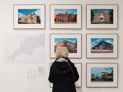British Art School Survey (2008-11)