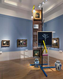 Z is for  ZOO Z-Type (After Kiesler & Krischanitz) Frans Hals Museum, Netherlands (2016-2017)