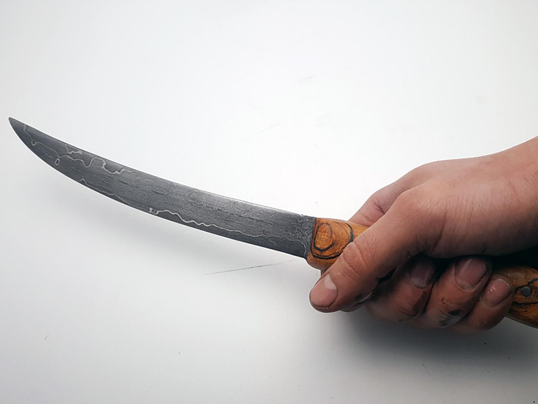 Knives Like Fingers