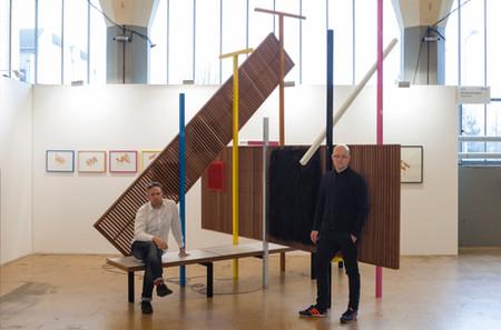 Z E R O Z-Type (After Kiesler & Krischanitz)  Art Rotterdam 2015