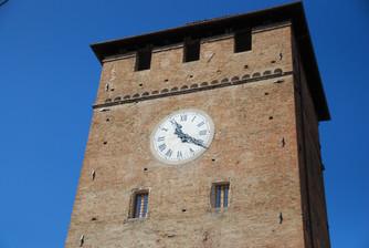 L'orologio della Torre dei Modenesi di Nonantola
