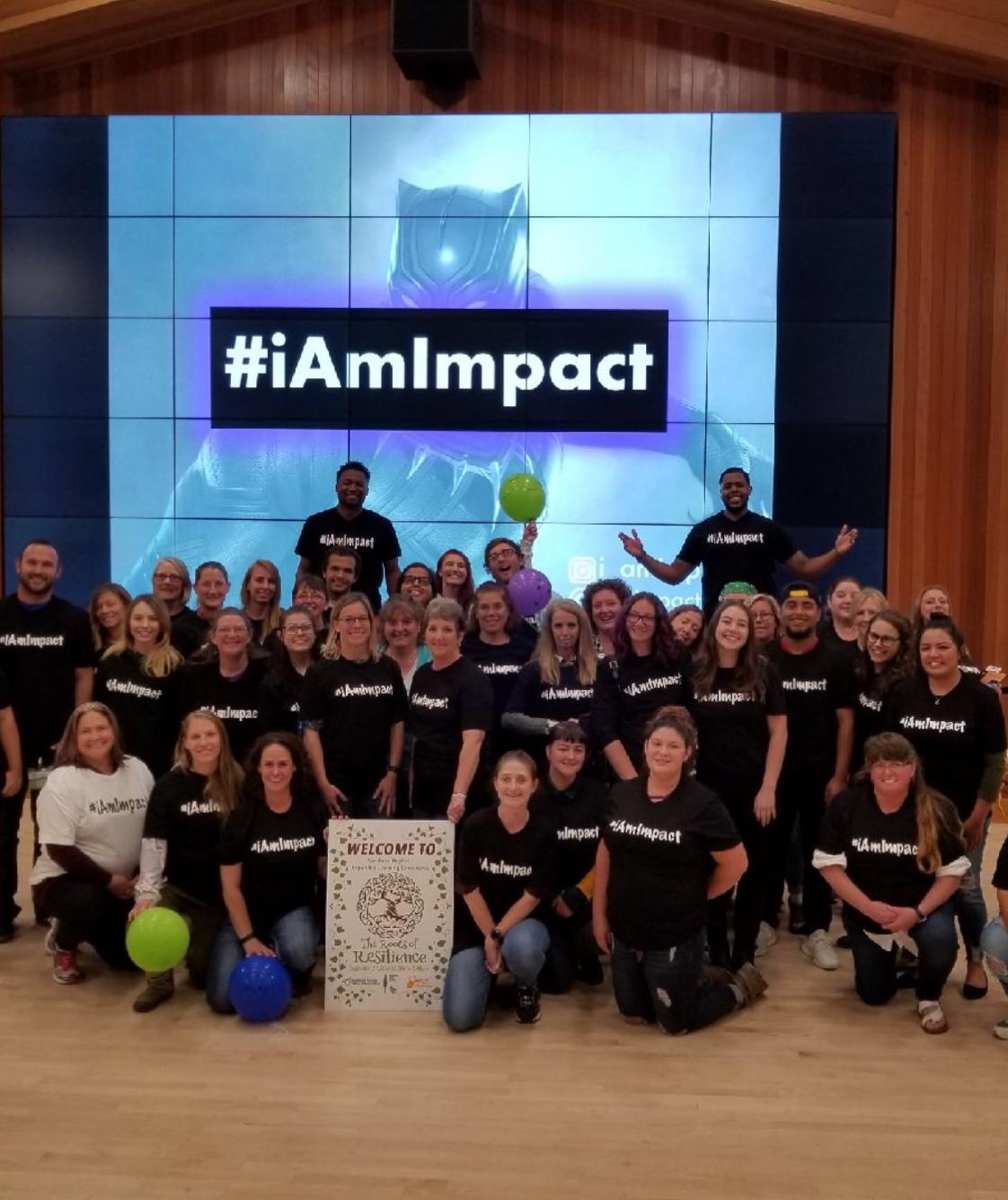 #iAmImpact