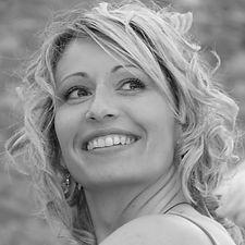 Géraldine Magnier, créatrice des Bijoux Bleu Cerise