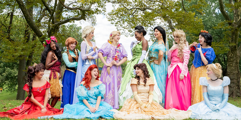 2nd Annual Ever After Winter Princess Ball