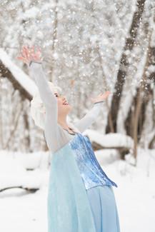 Snow Queen - Classic Ice Dress