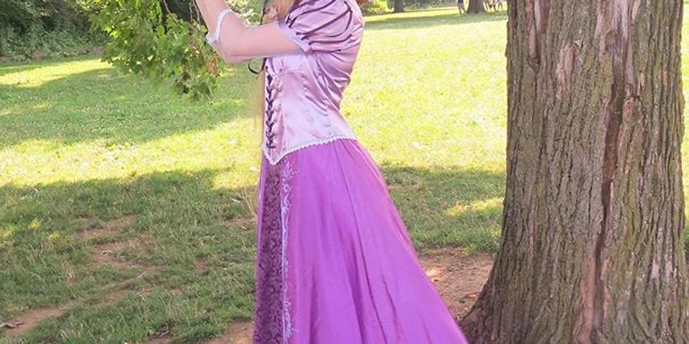 Ballet with a Princess: Rapunzel