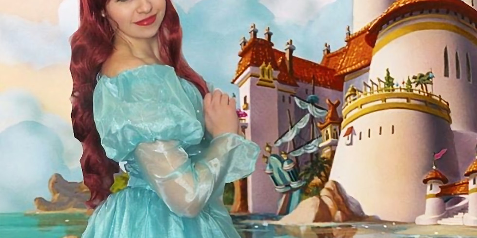 Ballet with a Princess: Little Mermaid