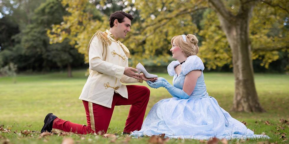Princess Academy with Cinderella