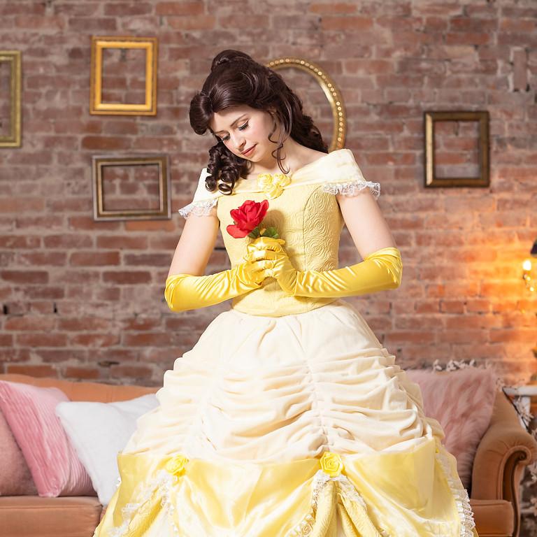 Beauty's Princess Make-Overs