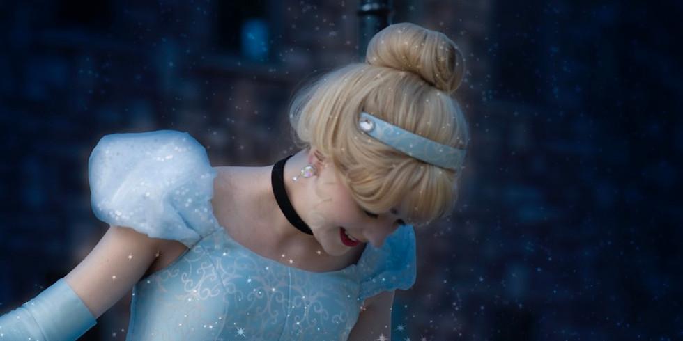 Cinderella's Princess Make-Overs