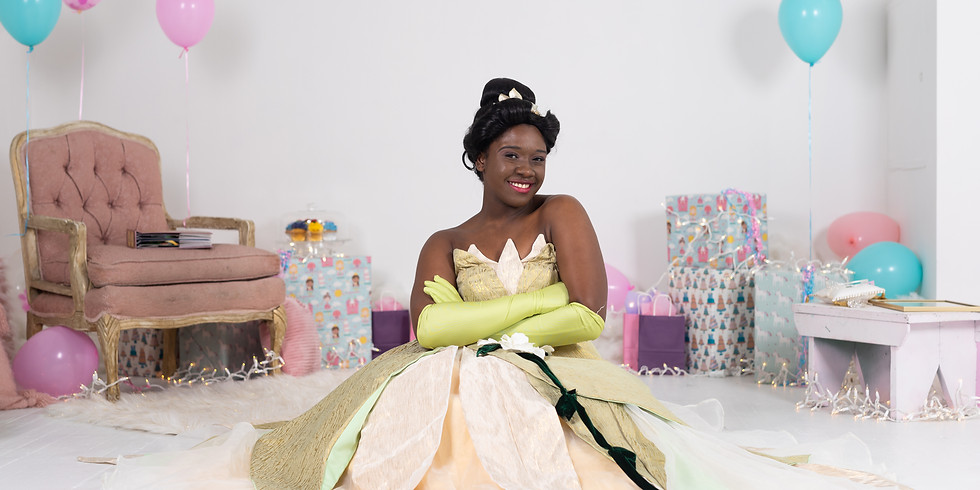 Princess & Me Mini Photo Sessions: Bayou Princess
