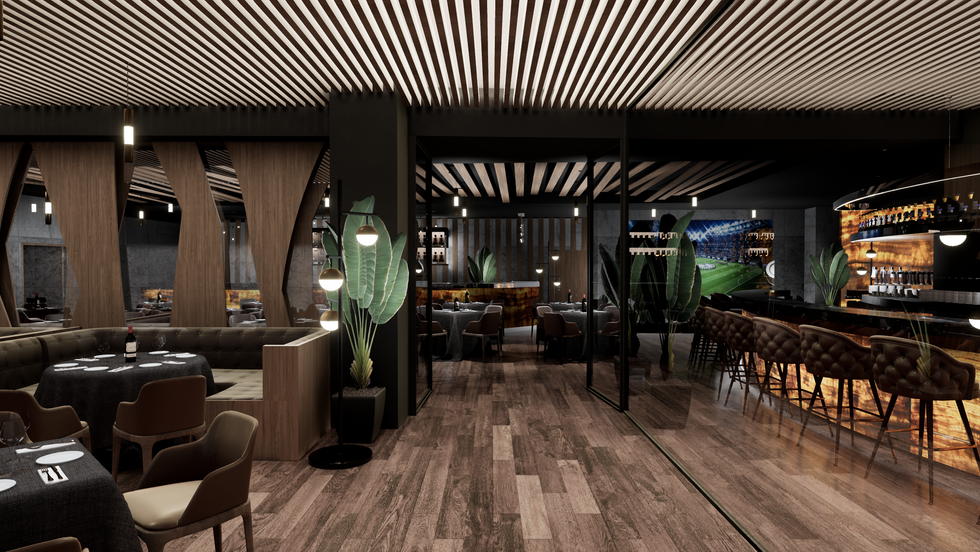 Restaurante| Onix Sports Bar