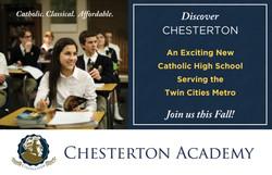 Chesterton Academy | Postcard