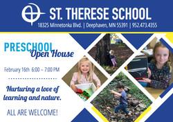 St. Therese | PreK Postcard
