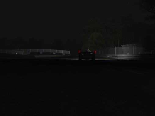 Kabort's Skill Shines At A Pitch-Black Le Mans...