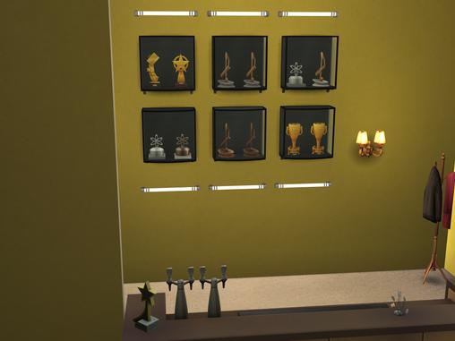 Kabort Motorsport's Trophy Cabinet