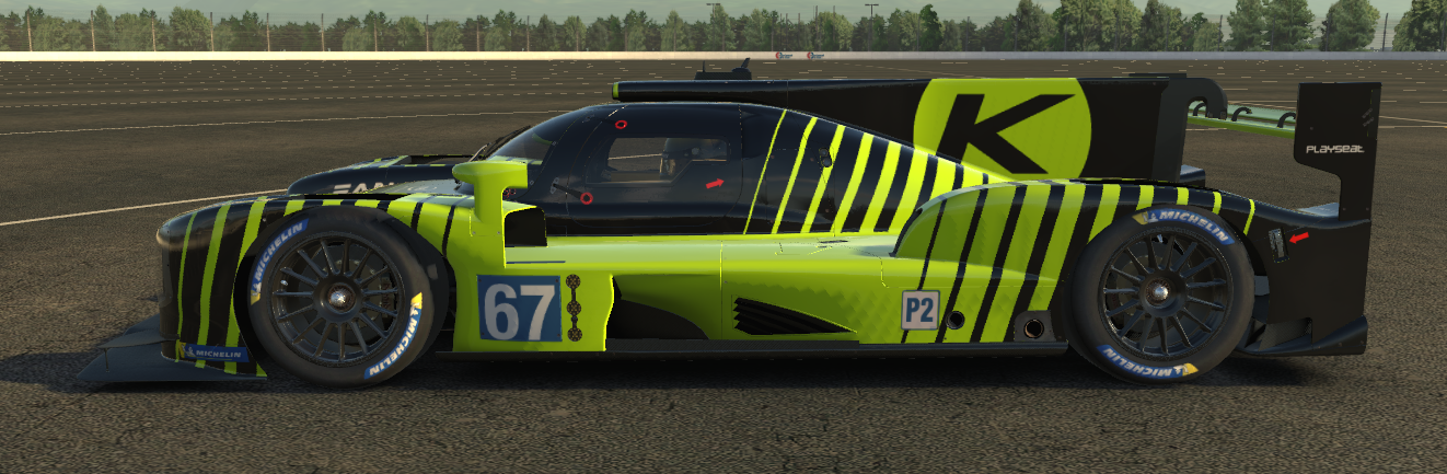 Side View Of LMP2