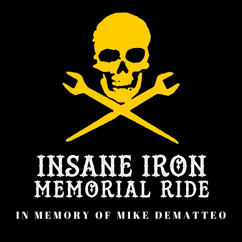 INSANE IRON MEMORIAL RIDE