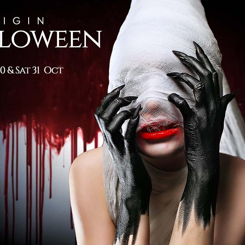 Halloween Friday 30 Oct