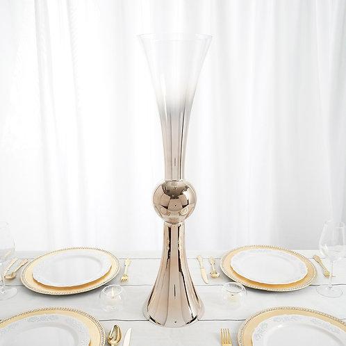 Champagne Ombre Vase