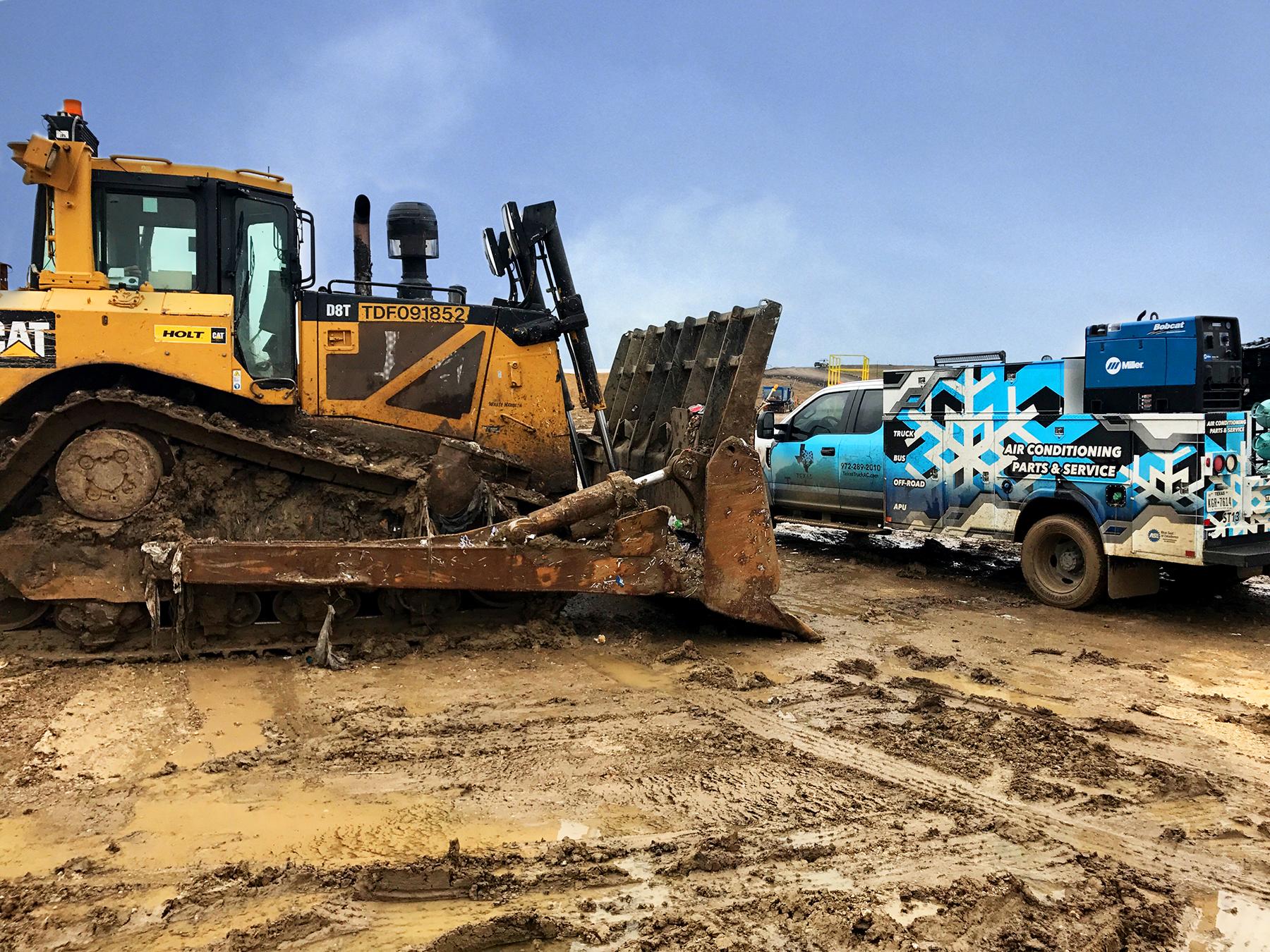 Mobile Fleet Care | Texas Truck A/C