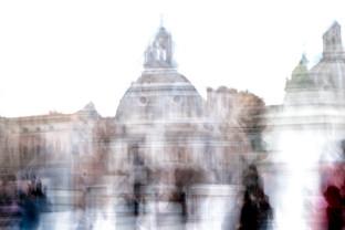 silhouettes, rome