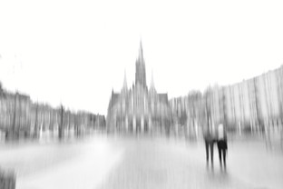silhouettes, krakow