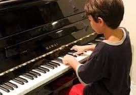 Joshua performing Rondo Alla Turka..jpg