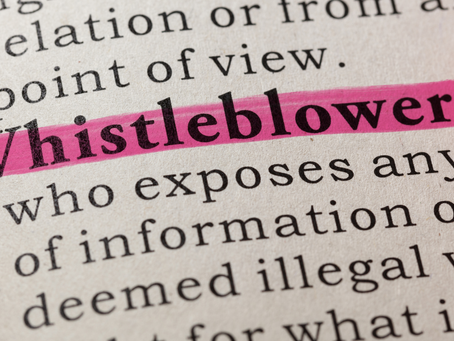The Labour Party's Shameful Attack on Whistle Blowers