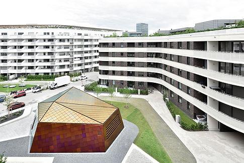 München Baumkirchen Mitte