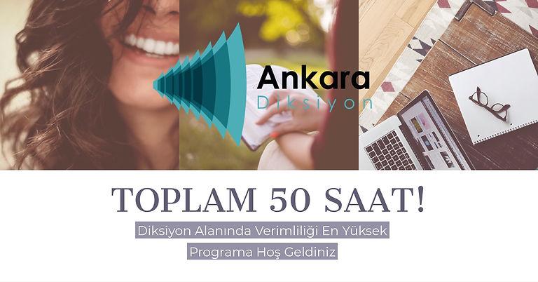 Ankara Diksiyon Kursu Ders Saati