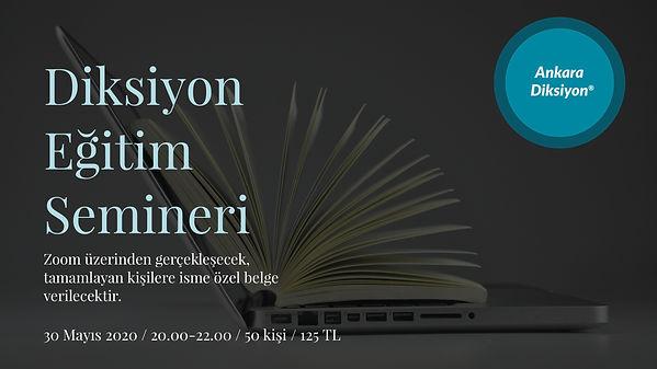 Diksiyon Eğitim Semineri - Ankara Diksiy