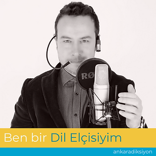 Dil Elçisi - Ankara Diksiyon