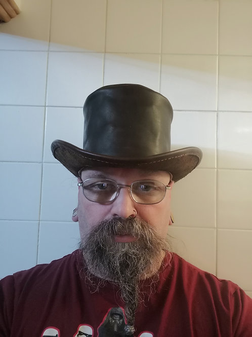 Steampunk top hat