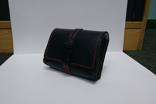 Mid to large lined belt pouch
