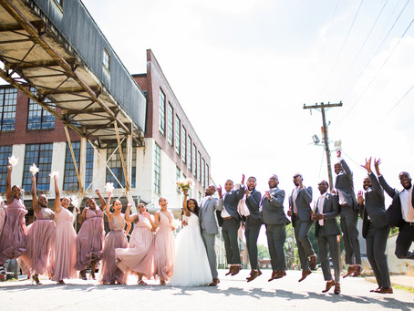 The Stephens' are featured in Munaluchi Bridal Magazine!