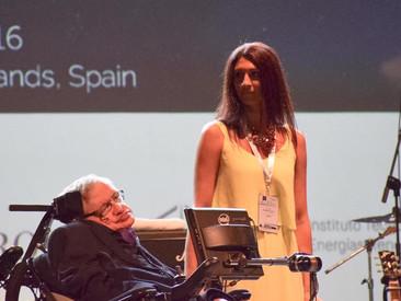 Mi historia con Stephen Hawking