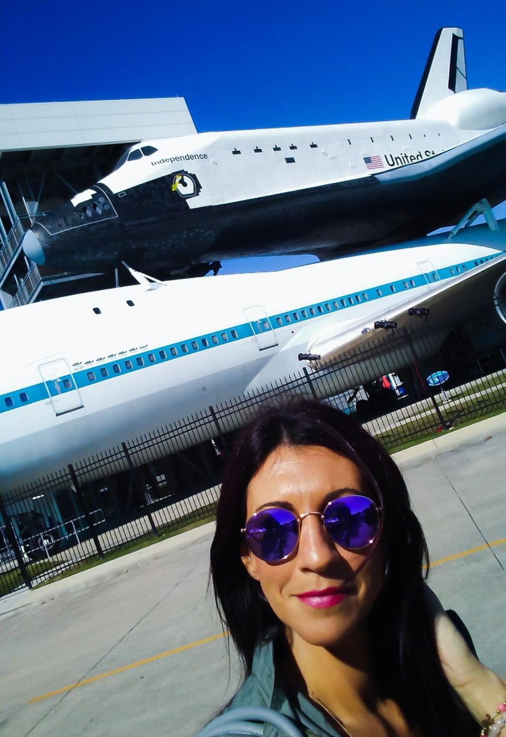 Transbordador Espacial Independence