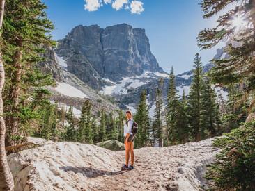 ¡Vete de acampada en América a las Rocky Mountains!