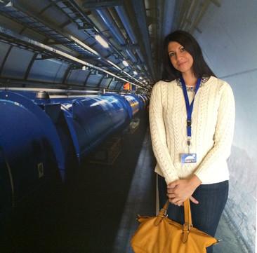 ¡Dentro del acelerador de partículas más grande del mundo!
