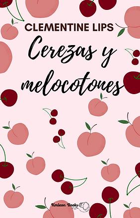 Cerezas y melocotones alta calidad kmleo