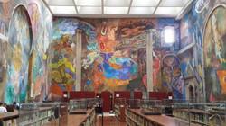 Russian Muralist