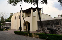 US-Mexico Battlefield in Coyoacán