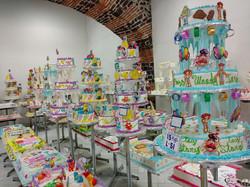 1001 Cakes at San Francisco Convent