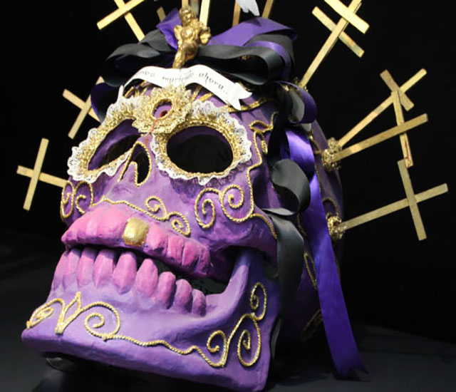 Purple Catrina