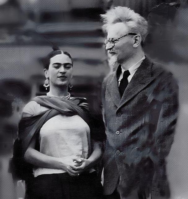 Kahlo & Trotsky